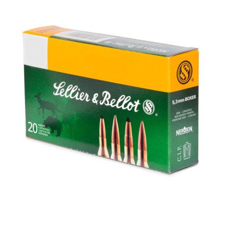 Sellier & Bellot 5,6x52R 70gr FMJ