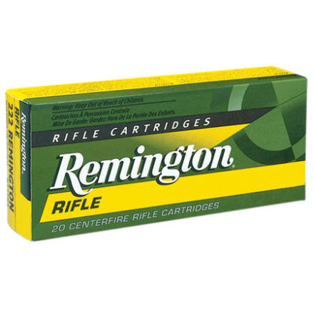 Remington 222 Rem 50gr PSP