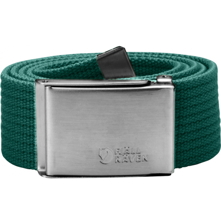 Fjällräven Canvas Belt Copper Green