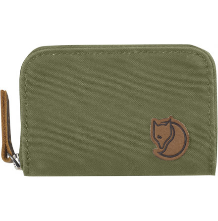 Fjällräven Zip Card Holder Green