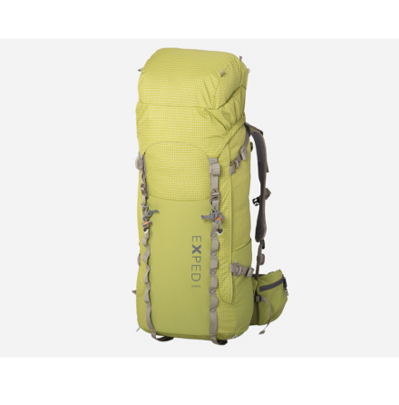 Exped Thunder 50L Lime Grön