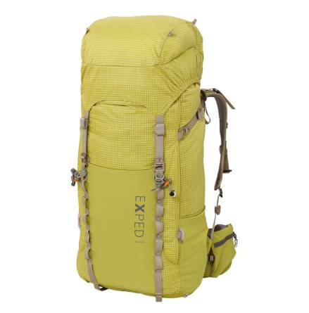 Exped Thunder 70L Lime