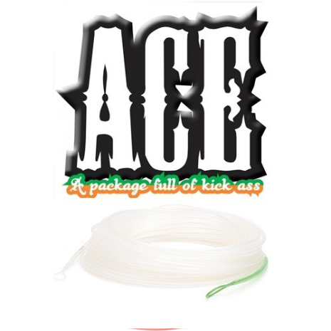 Vision Ace Clear Float 10,7m 30g Shooting Head