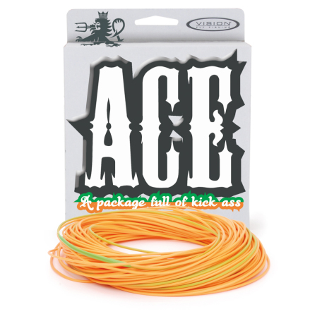 Vision Ace Floating Carrot 10,7m 30g