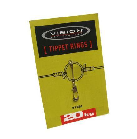 Vision Tippet Rings 12kg