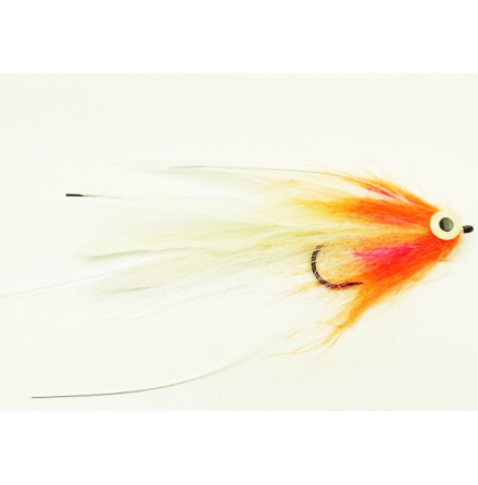 Bauer's Pike Deciever Red & White