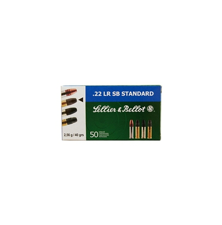 Sellior & Bellot 22LR LRN
