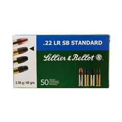 Sellior & Bellot 22LR LRN