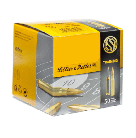 Sellier & Bellot 9,3x62 FMJ 232gr 50-Ask