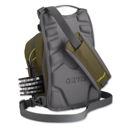 Orvis Safe Passage Chip pack Olivegrön Ord. pris: 1099:-
