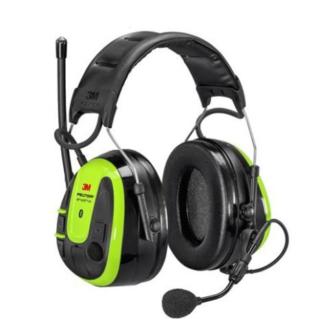 Peltor Hörselskydd WS Alert XPI