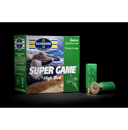 Gamebore Super Game Filt 12/32 US6