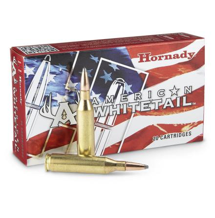 Hornady .308win 165gr InterLock