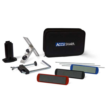 Accusharp 3 Stone Precision Knife Sharpening Kit