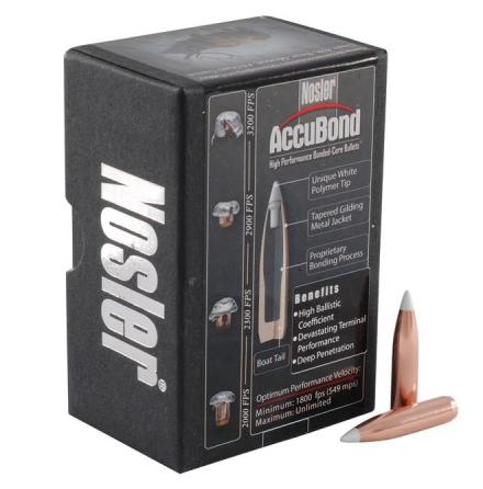 Nosler Kula 6,5mm 130gr Accubond
