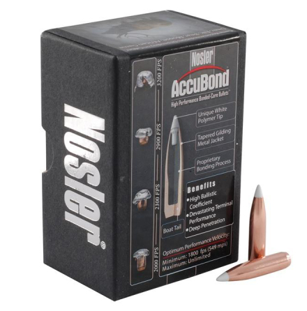 Nosler Kula 7mm 160gr Accubond