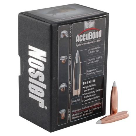Nosler Kula 7mm 160gr Accubond
