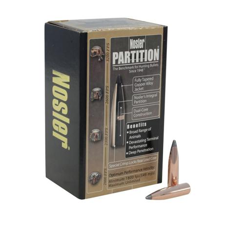 Nosler Kula 6.5mm 140gr Partition