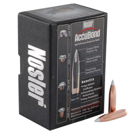 Nosler Kula 6mm 90gr Accubond