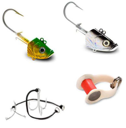 Storm Jigging shad Rigging Kit 275gram