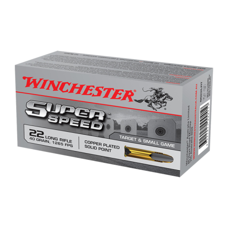 Winchester .22LR Super Speed