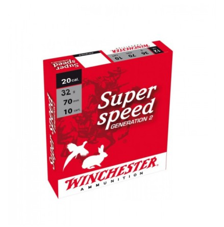 Winchester Super Speed 20/32/US4
