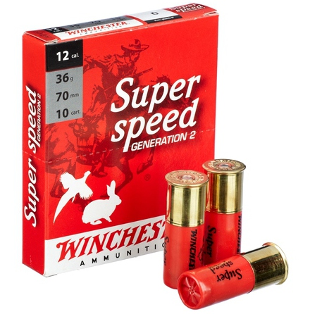 Winchester Super Speed Magnum 76mm 12/53/US2