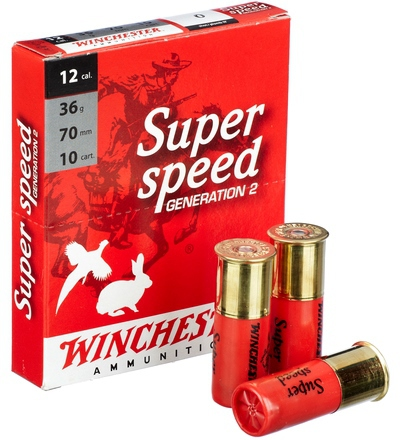 Winchester Super Speed Magnum 76mm 12/53/US2