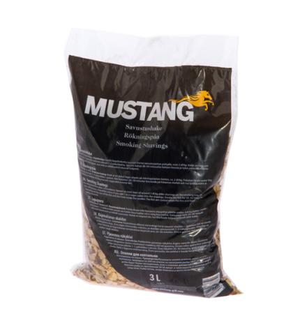 Mustang Rökspån Hickory