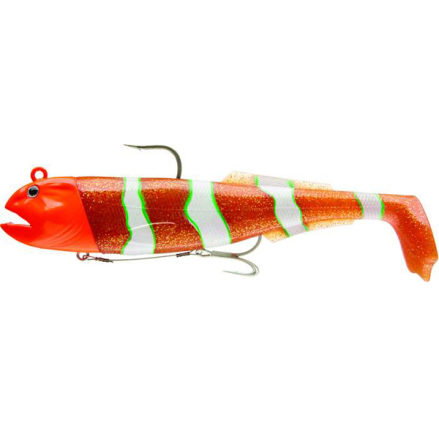Daiwa D Wolf Duckfin 460gr Orange Psycho