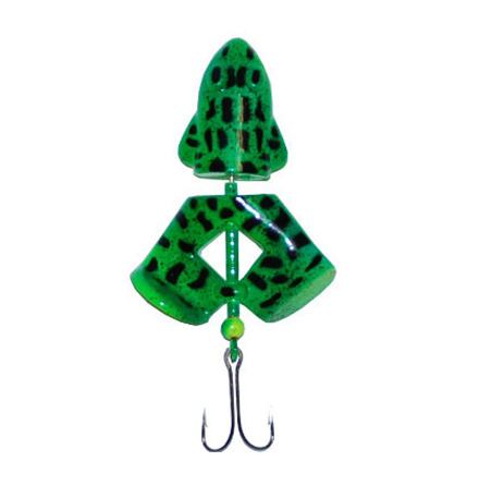 Wiggler Frogge Grön