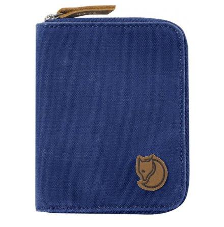 Fjällräven Zip Wallet Deep Blue