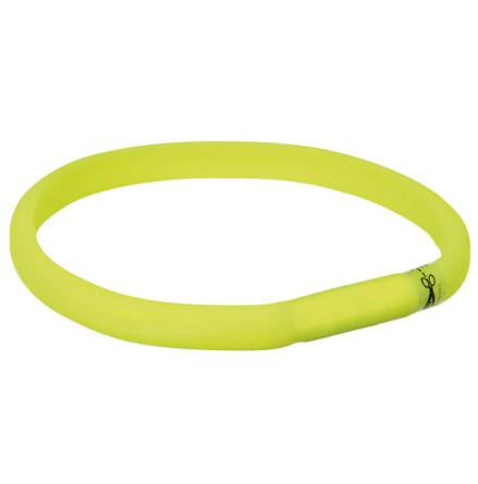 Hundhalsband Flash light