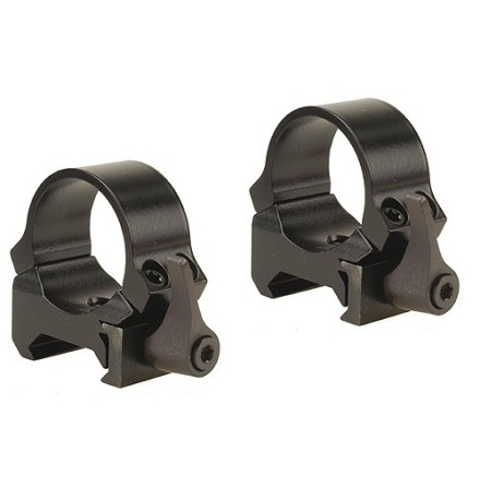 "Leupold 1"" QRW Medium Ringar"