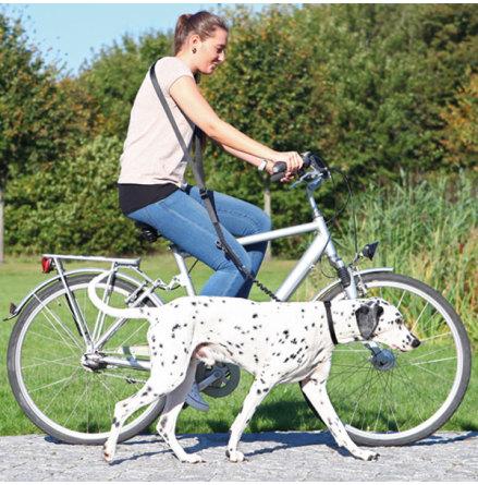 Cykel-och joggingkoppel