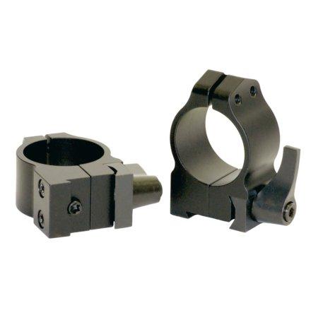 Warne 30mm Ringar QD Höga 16mm Brno