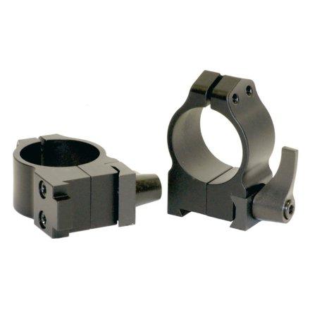 Warne 30mm Ringar QD 19mm Brno CZ