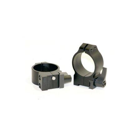 Warne 30mm Ringar QD Tikka