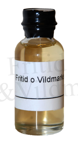 F&T Vanilla Oil Lockmedel 4oz