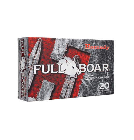 Hornady 270 Win 130gr GMX Full Boar