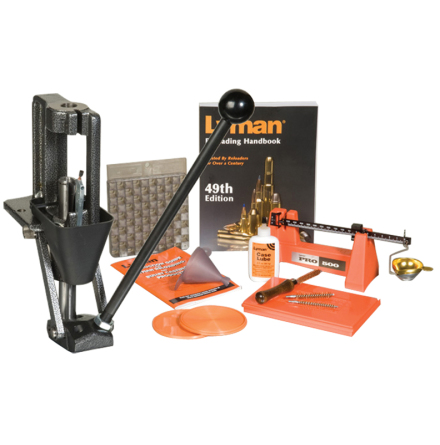 Lyman Crusher II Pro Kit