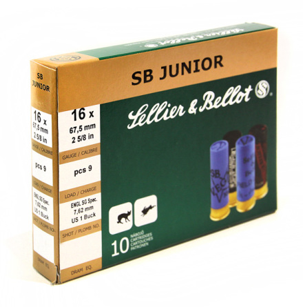 Sellier & Bellot Junior 16/32/US1 67,5mm