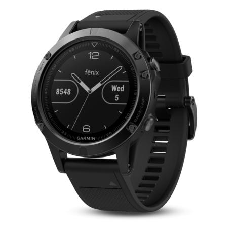 Garmin Fenix 5 Sapphire Black GPS