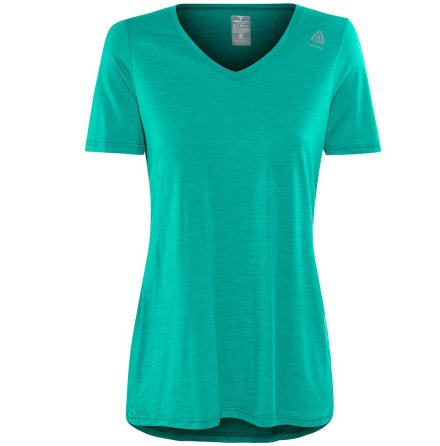 Aclima Lightwool T-Shirt Loose Fit Harbor Blue