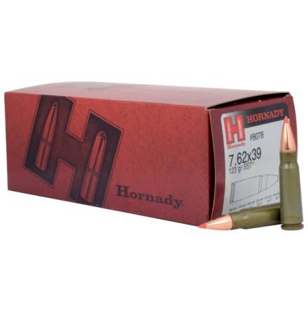 Hornady 7,62x39 123gr SST