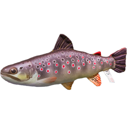 Mjukisfisk Brown Trout 35cm