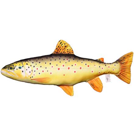 Mjukisfisk Brown Trout 62cm