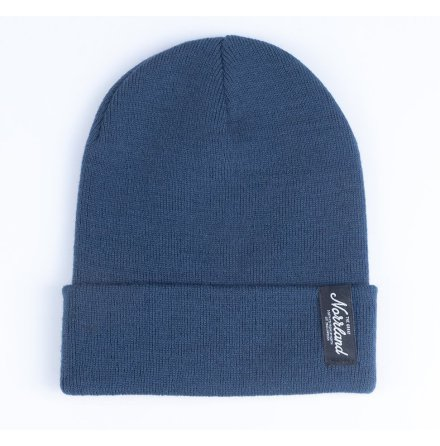 Great Norrland Patch Beanie Petrol