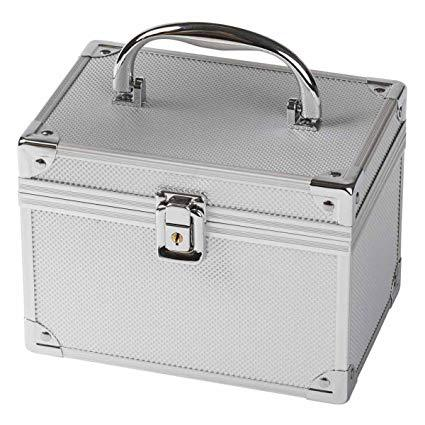 Ammunitionsbox Aluminium låsbar