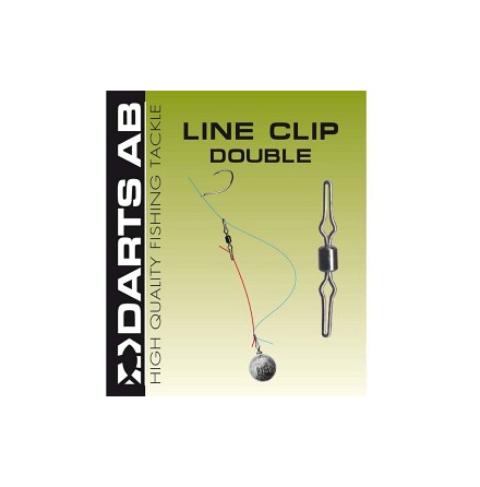 Darts Line Clip Double Sp-07